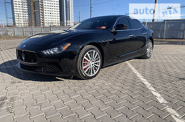 Maserati Ghibli 2014 в Одессе