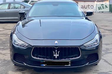 Maserati Ghibli 2014 в Киеве