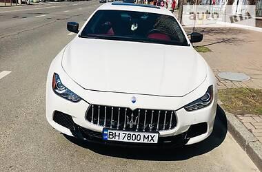 Maserati Ghibli 2016 в Киеве