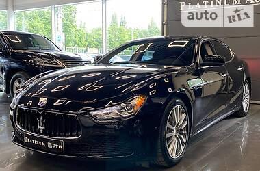 Седан Maserati Ghibli 2014 в Одессе