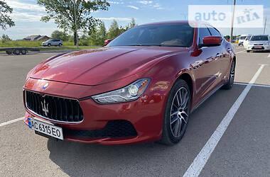 Седан Maserati Ghibli 2014 в Луцке
