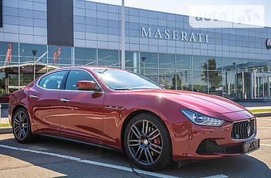 Седан Maserati Ghibli 2015 в Киеве