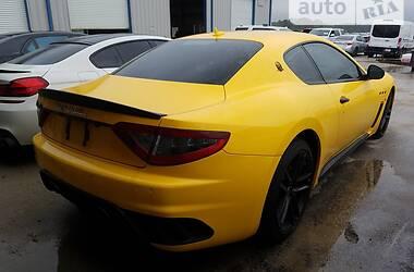 Купе Maserati GranTurismo 2015 в Киеве