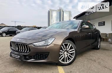 Maserati Quattroporte 2018 в Киеве