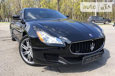 Седан Maserati Quattroporte 2014 в Днепре