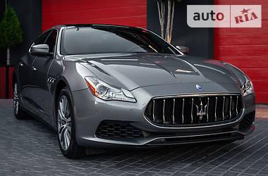 Седан Maserati Quattroporte 2016 в Одессе