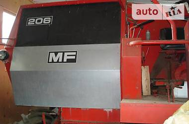 Massey Ferguson 206 1900 в Ковеле