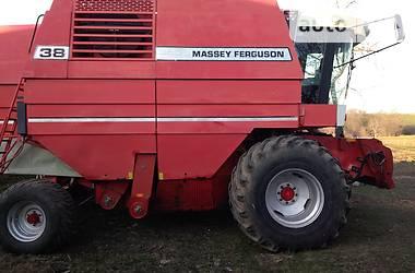 Комбайн зерноуборочный Massey Ferguson 38 1998 в Умани