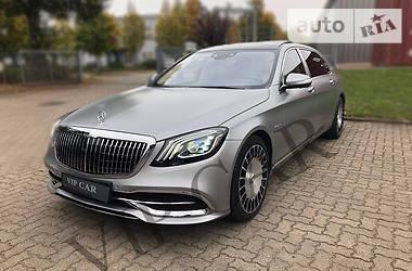 Maybach S500 2018 в Киеве