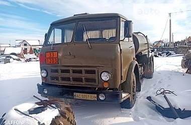 Цистерна МАЗ 500 1986 в Ковеле