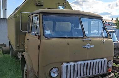 Вахтовий автобус / Кунг МАЗ 500 1967 в Чернівцях