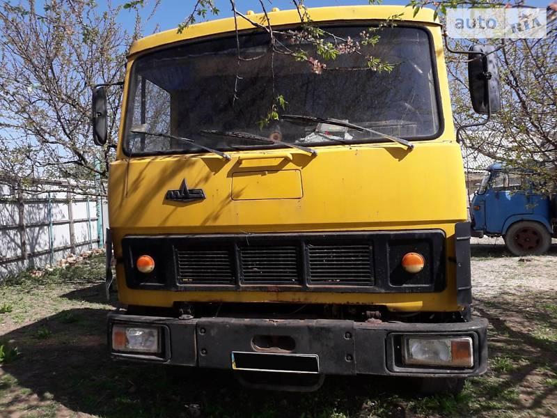 МАЗ 53371 1992 в Запорожье