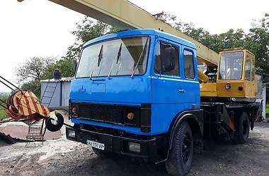 МАЗ 53371 1992 в Днепре