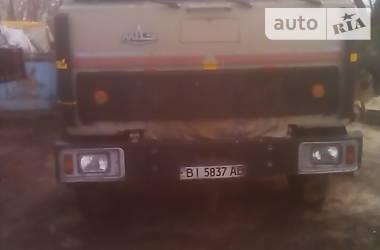 МАЗ 53371 1991 в Чорнобаї