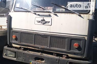 Бортовой МАЗ 53371 1991 в Житомире