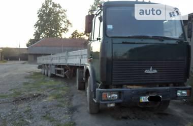 МАЗ 543205 2005 в Мукачево