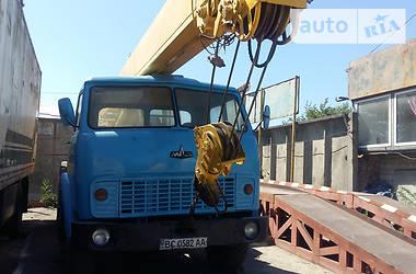 МАЗ 5434 1986 в Львове