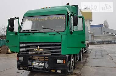 Бортовой МАЗ 544008 2006 в Вишневом