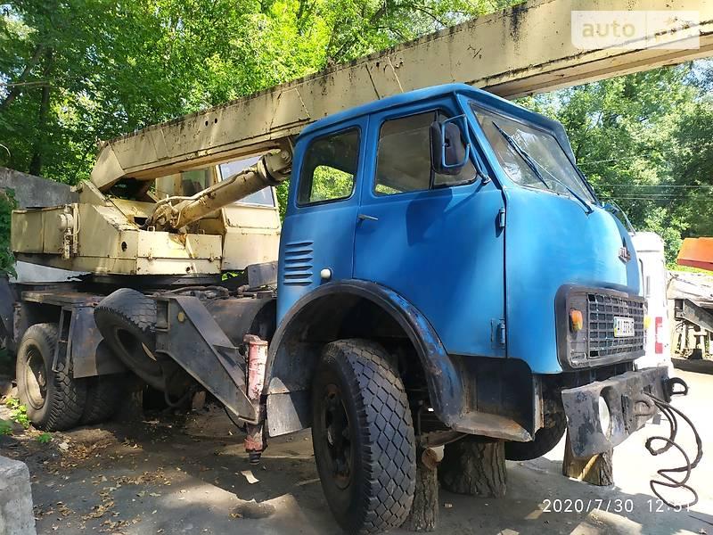 МАЗ 5515 1994 в Киеве