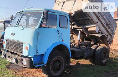 МАЗ 5549 1991 в Васильевке