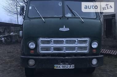МАЗ 5549 1987 в Борщеве