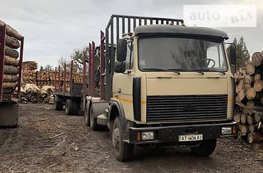 МАЗ 5551 1989 в Рожнятові