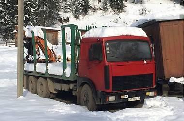 Грузовик МАЗ 6303 2000 в Вижнице