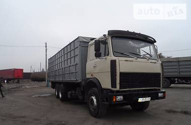 МАЗ 6303 зерновоз 1997