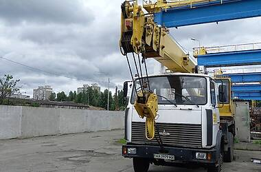 Автокран МАЗ 6303 2005 в Киеве