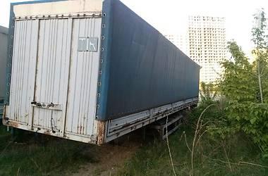 Бортовой полуприцеп МАЗ 938662 2000 в Киеве