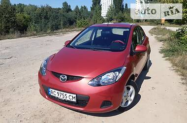 Mazda 2 2007 в Киеве