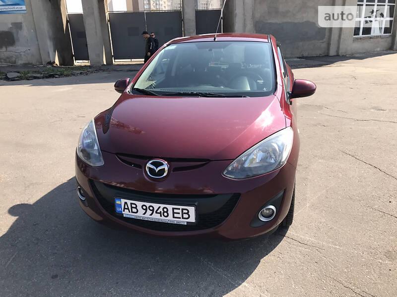 Mazda 2 2012 в Виннице