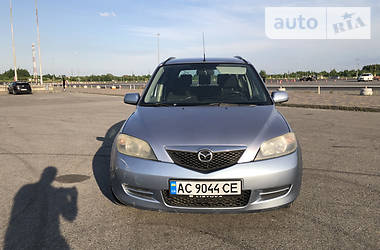 Хэтчбек Mazda 2 2003 в Львове