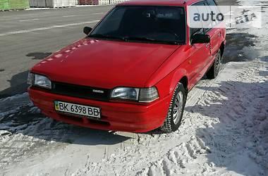 Mazda 323 bw 1988