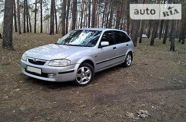 Mazda 323 1999 в Кропивницком