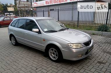 Mazda 323 2002 в Николаеве