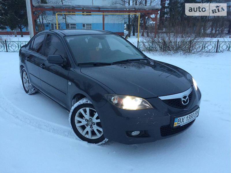 Mazda 3 2006 в Нетешине