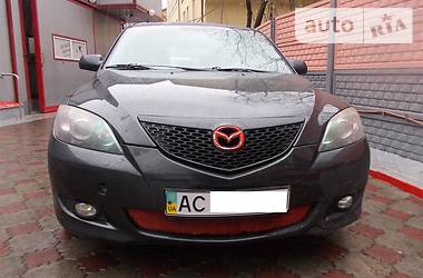 Mazda 3 2004 в Львове
