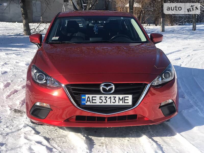Mazda 3 2016 в Новомосковске