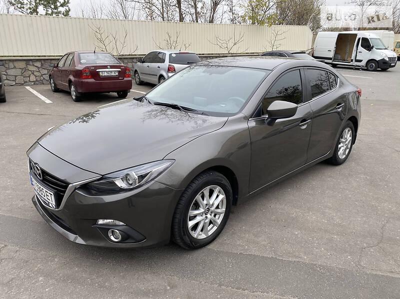 Mazda 3 2016 в Кременчуге