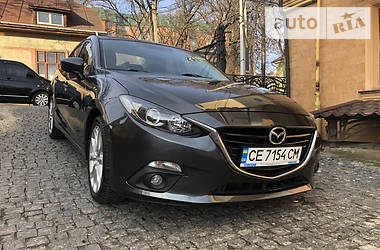 Mazda 3 2014 в Черновцах