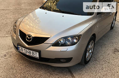 Mazda 3 2007 в Чернигове