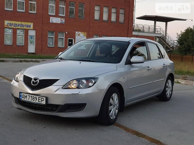Mazda 3 Sport Active