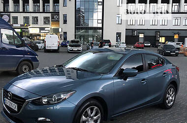 Седан Mazda 3 2013 в Тернополе