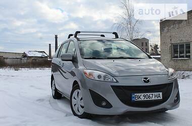 Mazda 5 2014 в Березному