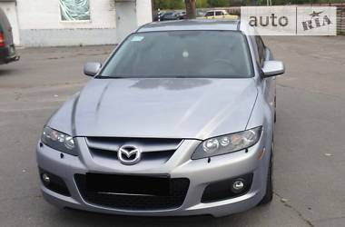 Mazda 6 MPS 2008 в Полтаве