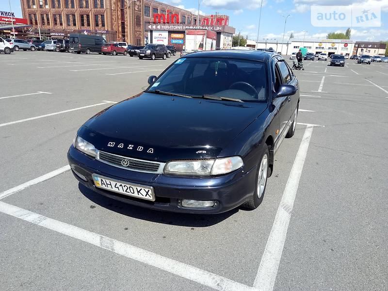 Mazda 626 1995 в Киеве
