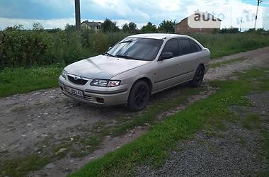 Mazda 626 1998 в Львове