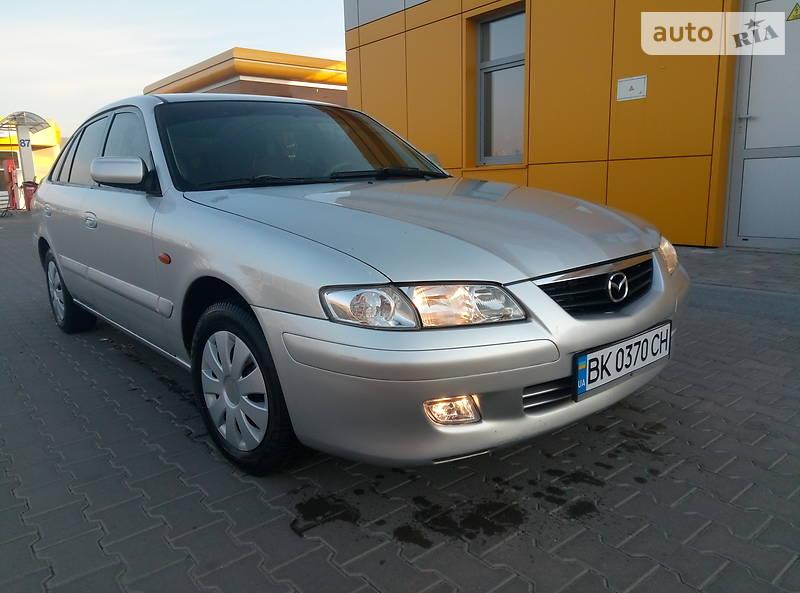 Mazda 626 2001 года в Ровно
