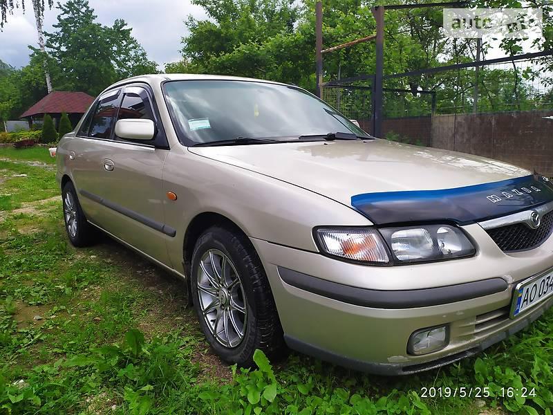Седан Mazda 626 1999 в Хусті
